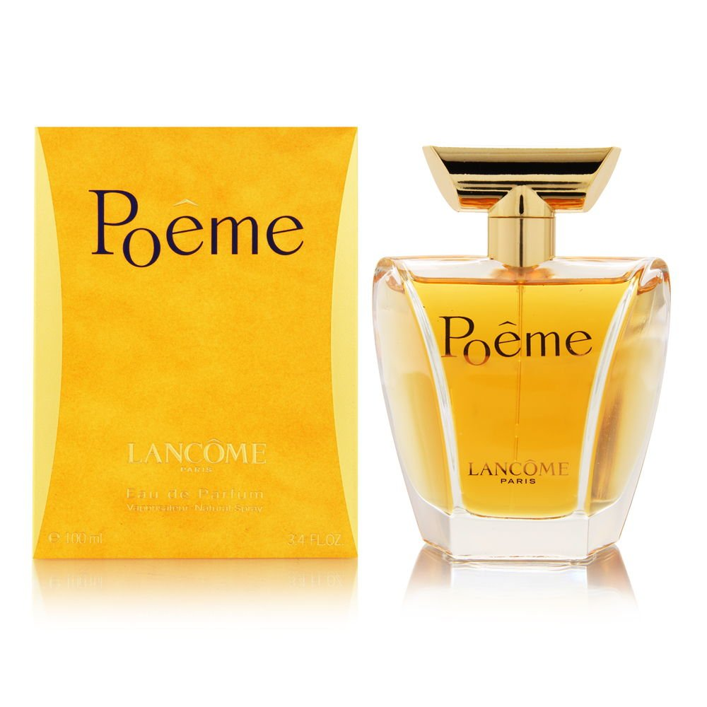 Poeme by Lancome for Women 3.4 oz Eau de Parfum Spray by LANC�ME