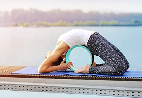 Amazon.com: Natures Integrity - Rueda de yoga de 13 ...
