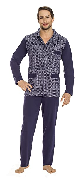 Luna Hombre Pijama, complementa 2 piezas Pijama, top Calidad, ideal como regalo,