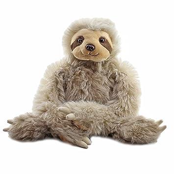 Amazon Com Korimco Sloth Stuffed Animal Soft Plush Toy Medium Baby