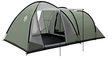Coleman Waterfall 5 Deluxe Tent - Green 5 Person  sc 1 st  Amazon UK & Coleman Waterfall 5 Deluxe Tent - Green 5 Person: Amazon.co.uk ...