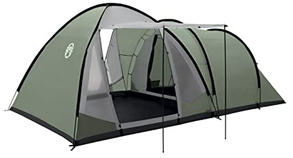 Coleman dome tent Waterfall 5 Tent  sc 1 st  Amazon.com : coleman backpacking tents - memphite.com