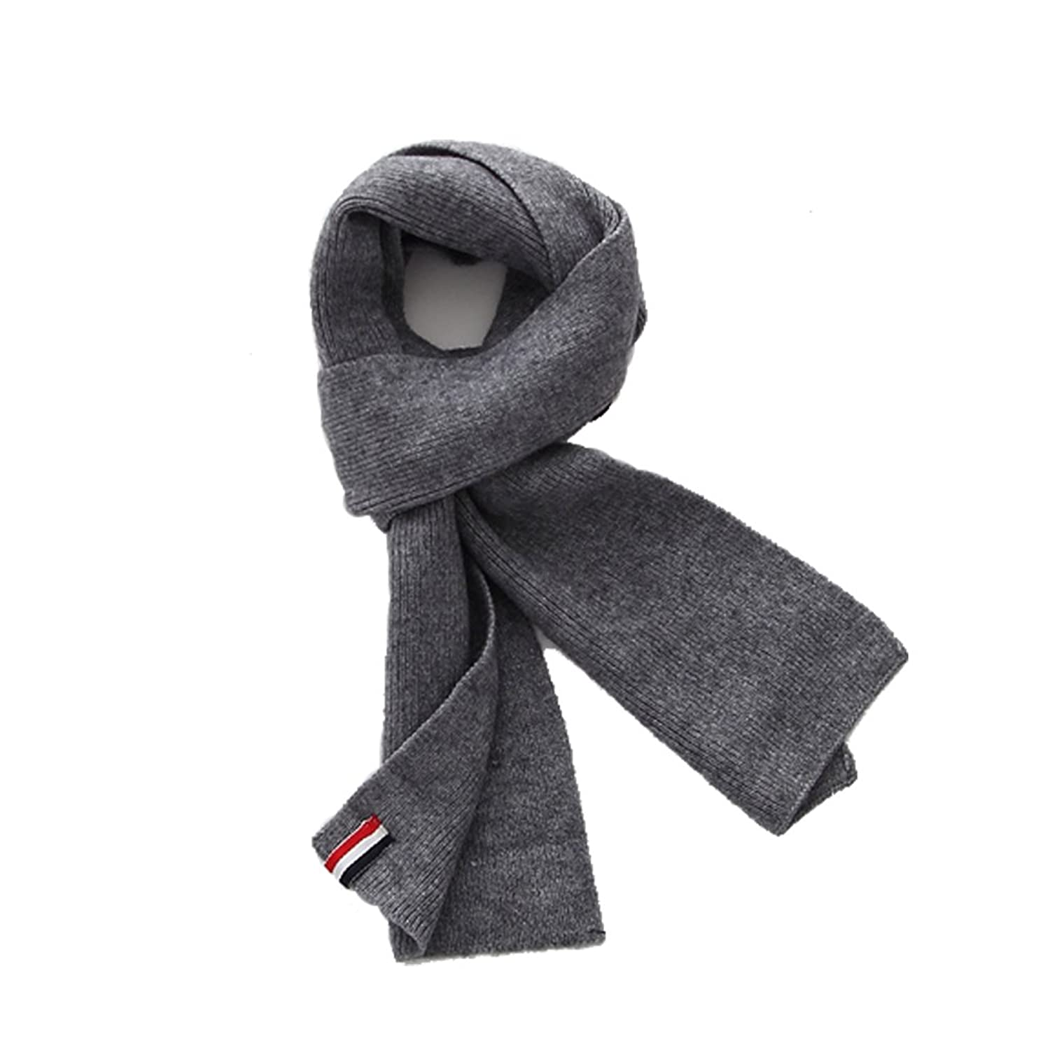 Ayoubo Girls And Boys Winter Warm Scarf kid Knitted Scarves