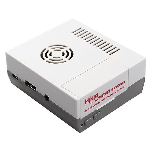 Estilo de NES Vivienda para Raspberry Pi 3, 2 y B+ By Hikig
