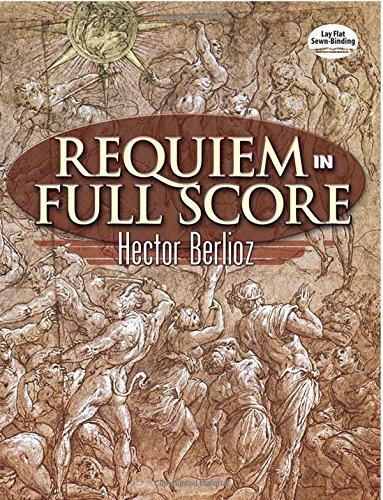 Read Online Requiem in Full Score (Dover Music Scores) ebook