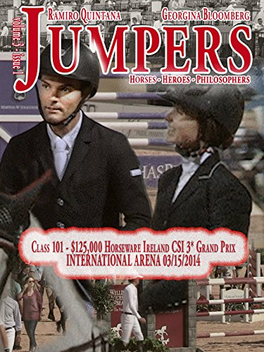 JUMPERS csi3 GRAND PRIX, WELLINGTON FLORIDA; HORSE CAPITAL (Flock Jumper)