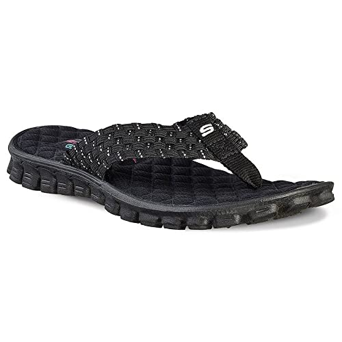 EZ Flex Beach Weave Thong Sandal