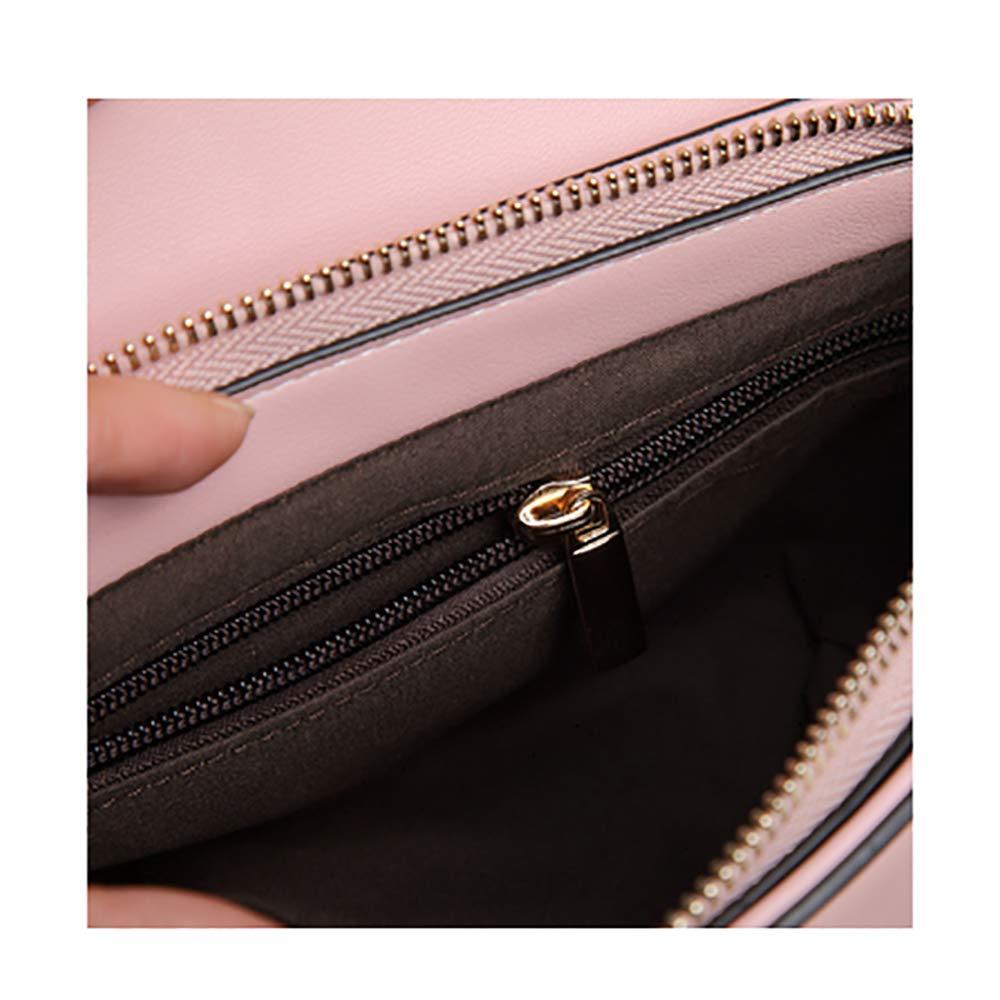 JIEPAI Pu Fashion Tassel Dumplings Package Student Female Shoulder Bag Ladies Messenger Bag
