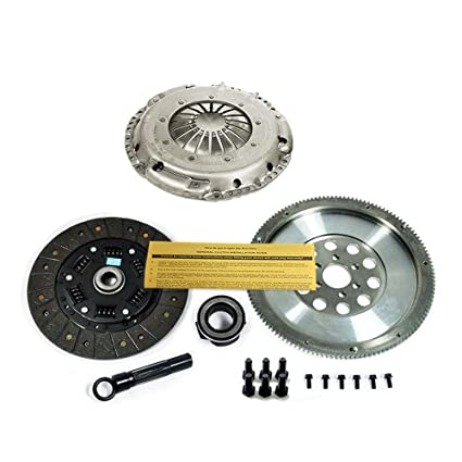 SACHS-EFT STAGE 2 CLUTCH KIT & RACE FLYWHEEL 98-05 VW BEETLE TDI