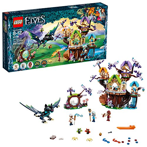 with LEGO Elves design