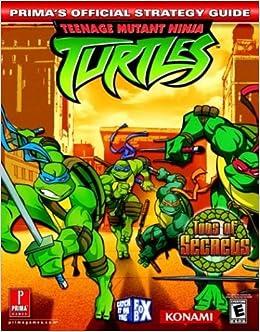 Teenage Mutant Ninja Turtles: Primas Official Strategy ...