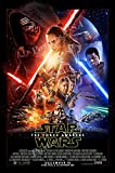 Posters USA - Star Wars Episode VII The Force Awakens Movie Poster GLOSSY FINISH - FIL335 (24'' x 36'' (61cm x 91.5cm))