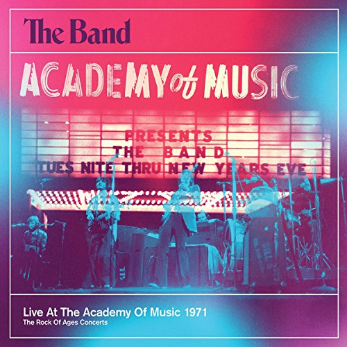 Live At Academy Music 1971
