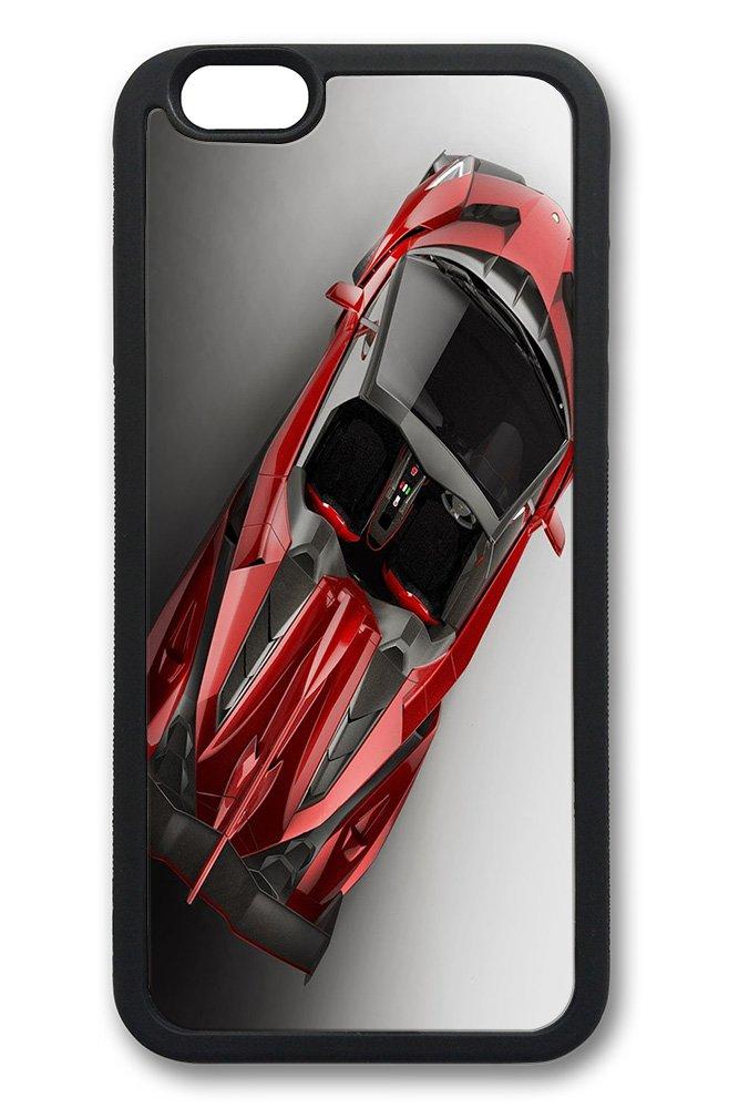 huge sale 3cb63 b301d 6 Plus Case iPhone 6 Plus Cases Lamborghini Veneno Roadster TPU Back ...