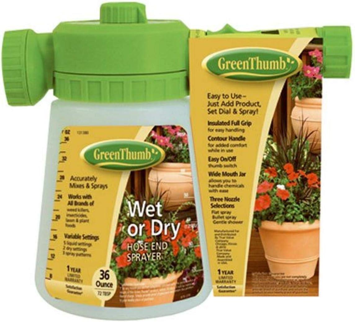 HD Hudson 2204GT Green Thumb Pre-Mix Hose End Sprayer