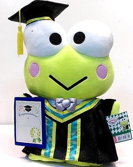 "13.5/"" Sanrio Hello Kitty Graduation Stuffed Plush Doll Congratulation Grad Gift"