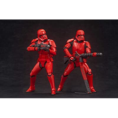 Kotobukiya Star Wars: The Rise of Skywalker Sith Trooper ARTFX+ Two Pack: Toys & Games