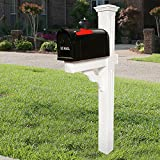 Winslow 5 in. x 5 in. Fluted Mailbox Post
