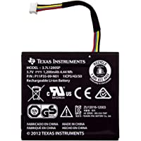 Texas Instruments Batterie pour TI Nspire CX, TI Nspire CX CAS, TI 84 Plus C Silver Edition, TI Nspire, TI Nspire CAS