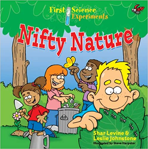 Book Nifty Nature (First Science Experiments)