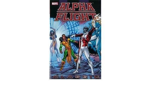 Alpha Flight Classic - Vol. 3: Amazon.es: Bill Mantlo, John ...