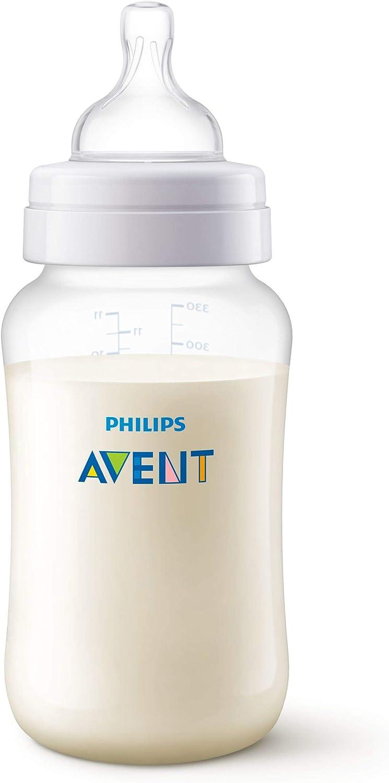 زجاجة رضاعة من فيليبس افينت مقاومة للمغص بسعة 330 مل
