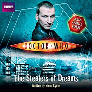 Doctor Who: The Stealers of Dreams Hörbuch