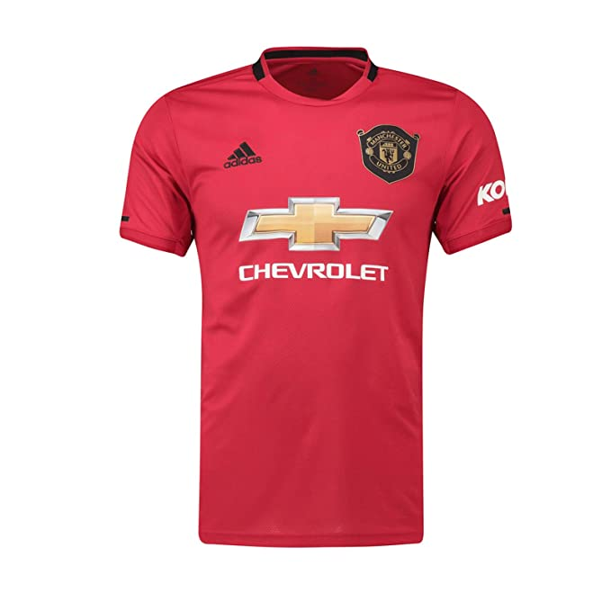 Manchester United Fc Official Soccer Gift Mens Home Kit Shirt Jersey 2019 20