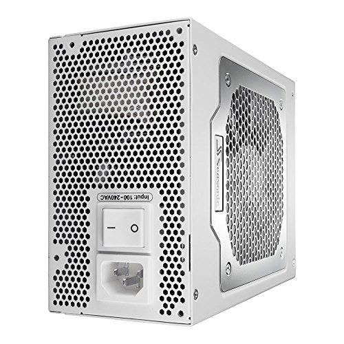 Seasonic 1050W ATX12V/EPS12V 80 PLUS Platinum Certified Full Modular Active PFC SNOW SILENT-1050 by Seasonic