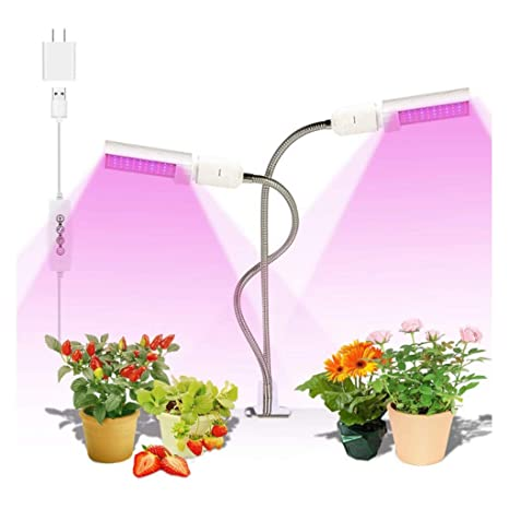 Haodan electronics Luz de la Planta LED Grow Light 5V USB ...