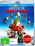 Arthur Christmas [3D Blu-ray + Blu-ray] [Import - Australia]