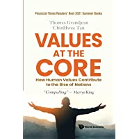 Values At The Core: How Human Values Contribute To The Rise Of Nations