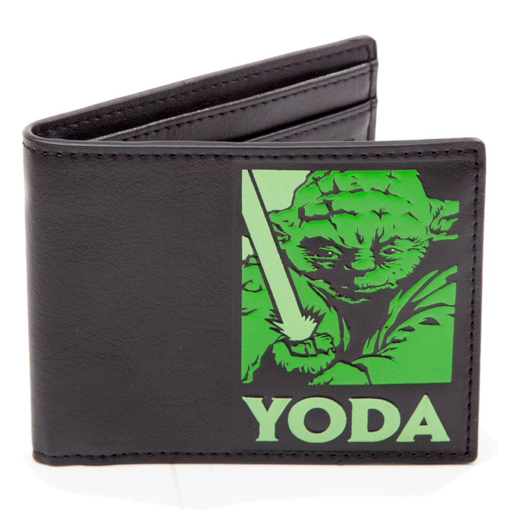 Star Wars - Master Yoda - Bifold Portemonnee MW080553STW