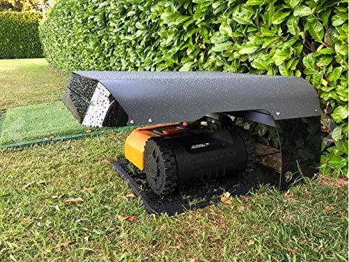 Idea Mower Vader Garage para cortacésped Worx Landroid M L ...