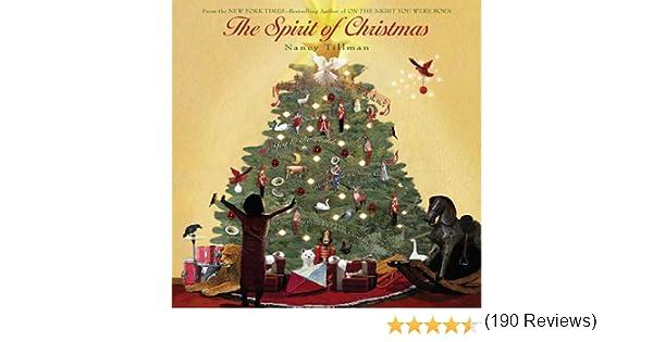Amazon the spirit of christmas ebook nancy tillman kindle store fandeluxe PDF