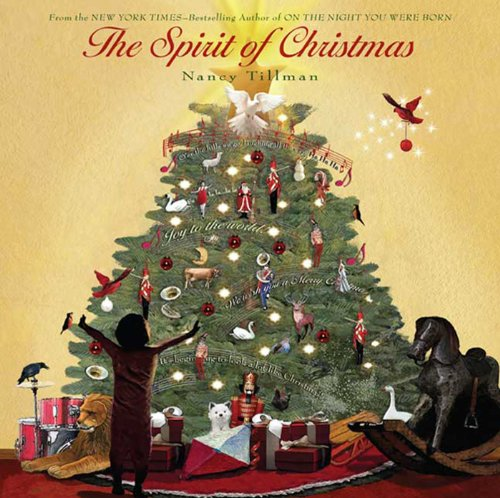 The Spirit of Christmas (Jingle Bells Lyrics For Kids)
