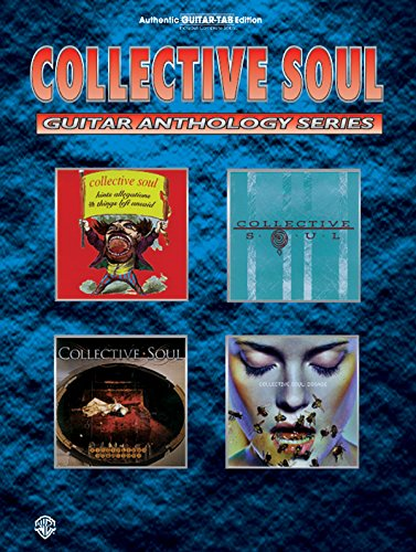 Collective Soul Guitar - 5