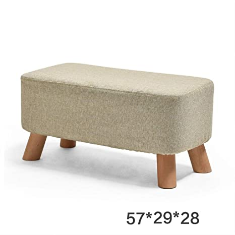 Excellent Amazon Com Softgo Sofa Stools Sofa Bench Ottoman Solid Wood Ocoug Best Dining Table And Chair Ideas Images Ocougorg