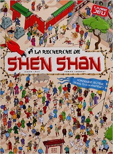 Livres A la recherche de Shen Shan pdf, epub