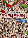 A la recherche de Shen Shan : Livre jeu par Lévy