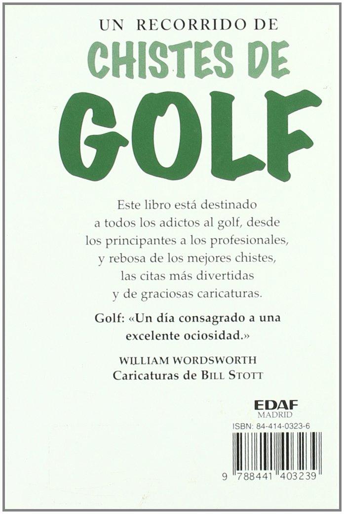 Un recorrido de chistes de golf (Spanish) Hardcover – 2001