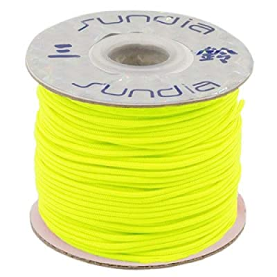 Sundia Diabolo String - 65m Roll - Yellow: Toys & Games