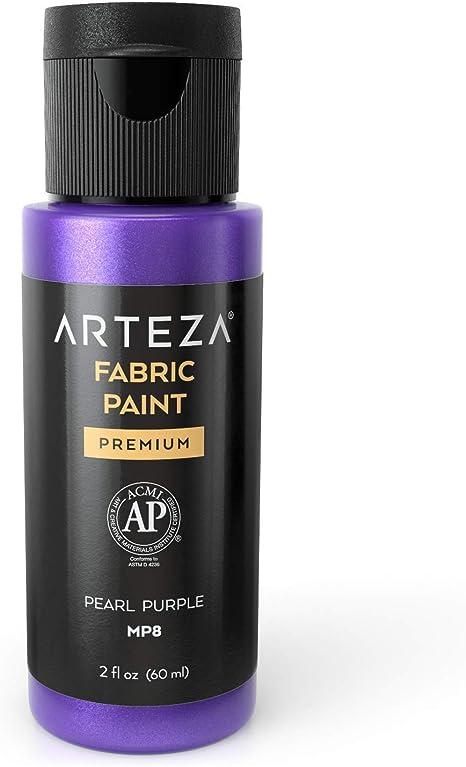 Arteza Permanent Fabric Paint