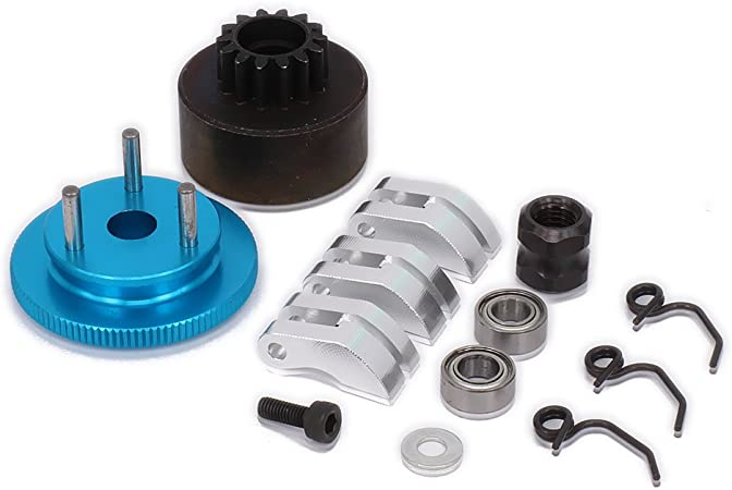 RCAWD Piston Stopper Locker Locking Tool 7x1cm T10032 Aluminium Alloy for RC Nitro Car Engine