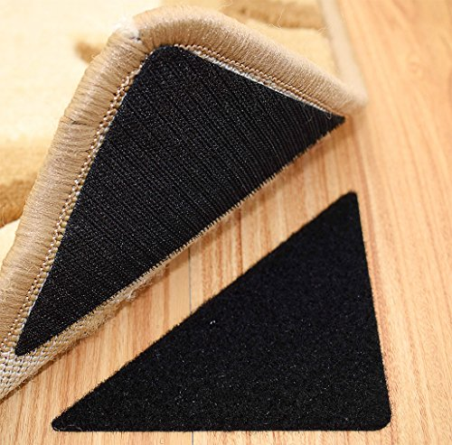rug-anchors-double-sided-adhesive-hook-and-loop-buckle-nylon-button-staircase-floor-carpet-non-slip-