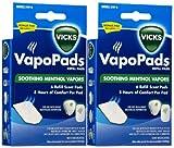 Vicks VapoPads Soothing Vapors Replacement Pad - 2 pk