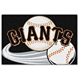 MLB San Francisco Giants Tufted Rug 20-inch x 30-inch