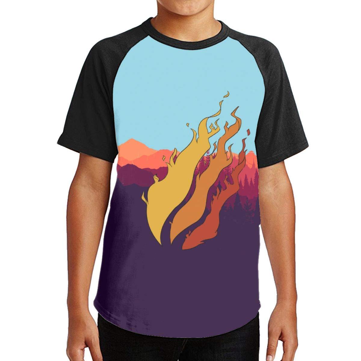 Preston Play TBNRF-Rags Game Kids T Shirt 3D Printed Short Sleeve Fashion Casual Youth Tees Shirts for Girls Boys Children
