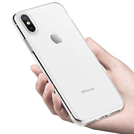 coque ultra fine transparente iphone xs max