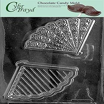 FAN MINTS Wedding Chocolate Candy Mold LOP-W029